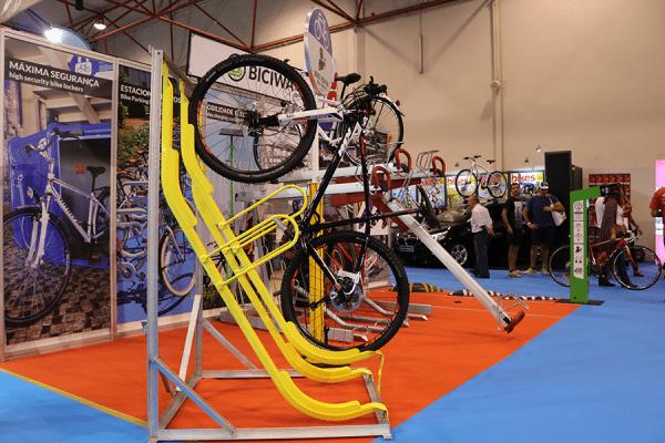 BiciParking Semi-Vertic