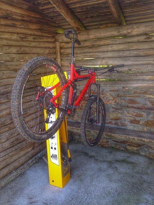 Estações de Reparação Bike Repair Station