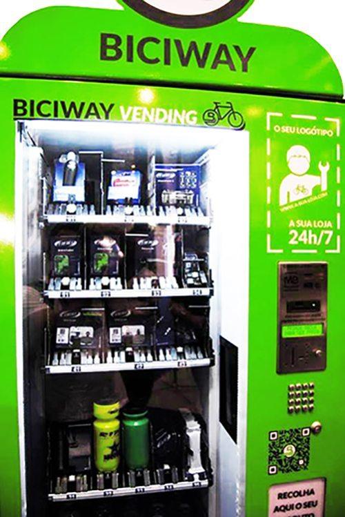 Bike Vending Biciway