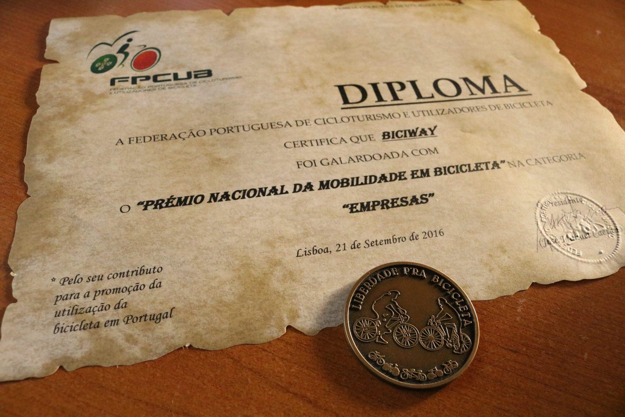 Diploma Mobilidade FPCUB