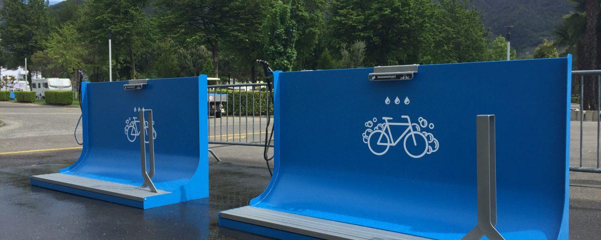 Bike Washing BiciCleaner
